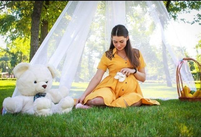 Платье для беременных, сукня