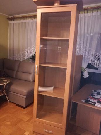 meblościanka, półki, szafa, witryna
