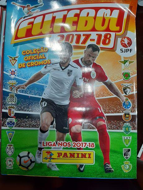 Cromos Futebol 2017/2018 Panini