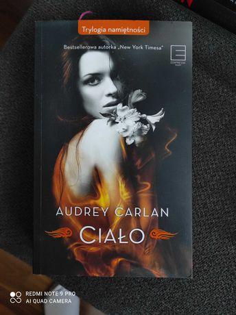 """Audrey Carlan """"Umysł""""/ """"Ciało"""""""