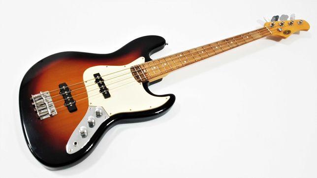 Gitara basowa Stagg B300 Jazz Bass