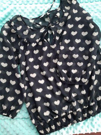 Жіноча блуза шифонова