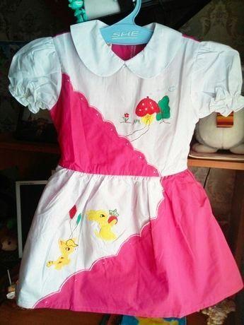 Платье на девочку. Новое!