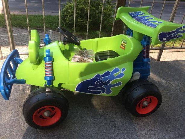 Elektryczny pojazd księżycowy ToyStory made in Europe 6V, za pół ceny!
