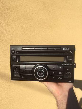Rádio Nissan Qashqai