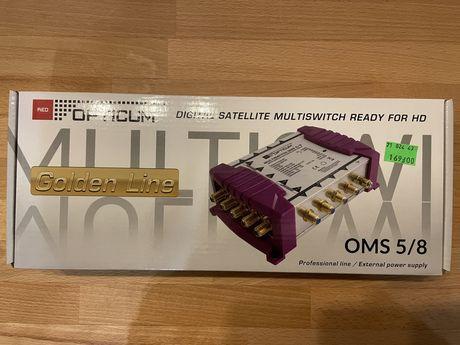 Multiswitch OPTICUM OMS 5/8 Golden Line
