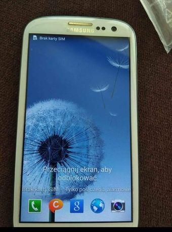 smartfon SAMSUNG GALAXY S3 i9300 WHITE PEARL zadbany stan bdb !
