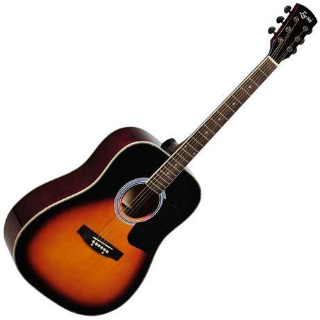 Gitara akustyczna Ever Play AP-400 BSB sklep Pszczyna