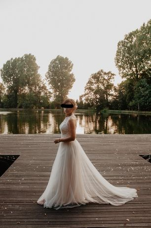 Suknia ślubna Essence of Australia Stella York 6284