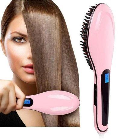 Расчёска Fast Hair StraightenerHQT 906  супер подарок любимой девушке