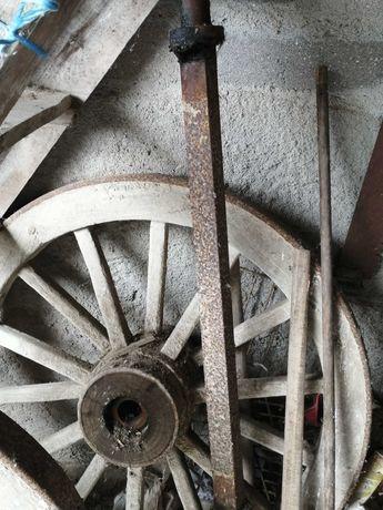 Rodas antigas decoração
