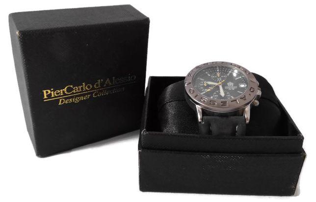 Zegarek męski PierCarlo d'Alessio 043281A *uszkodzony