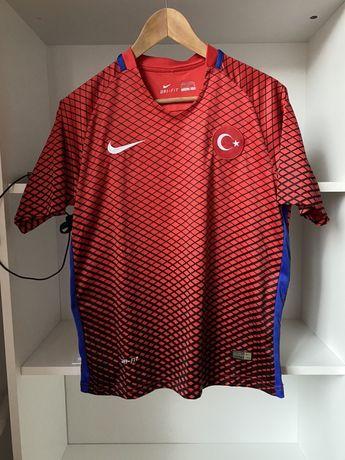 Koszulka piłkarska meczowa Galatasaray Dri-Fit Nike kolekcjonerska M