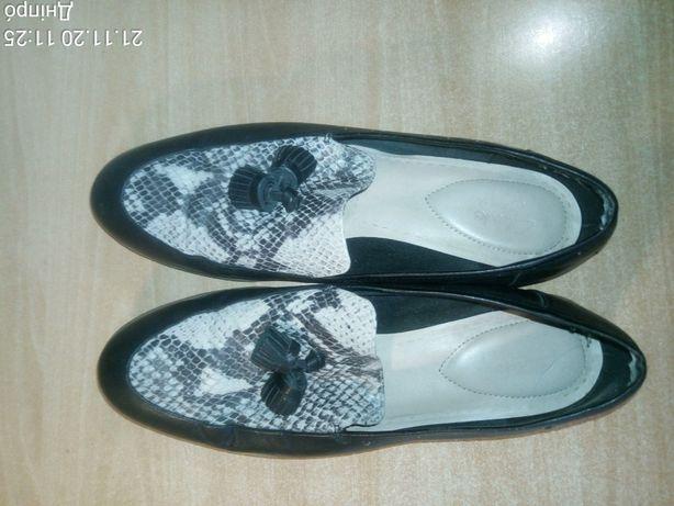 Туфли, производитель Clarks.