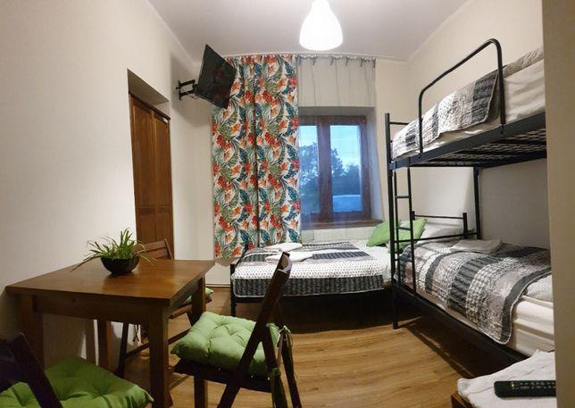 Nocleg pokoje z łazienkami apartam blisko Energylandia Bon