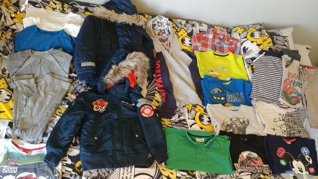 Ubrania dla chlopca 6 do 7 lat