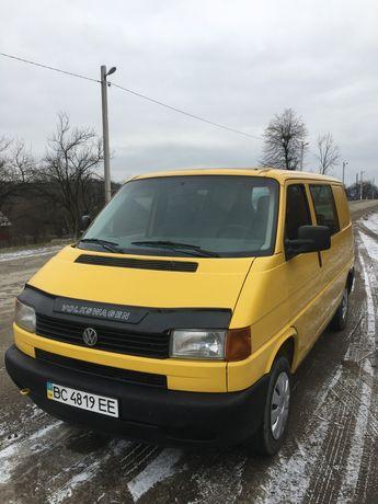 Volkswagen Transporter t 4
