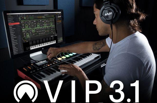 Program Akai VIP (Virtual Instrument Player) MPC, MPK, FL Studio, VST