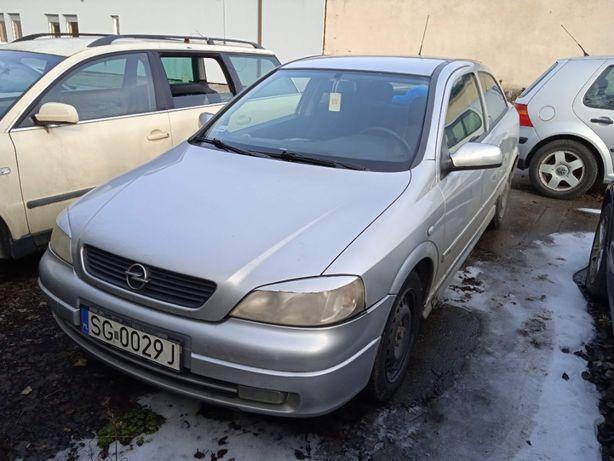 Astra II G coupe 1.7 isuzu Z147 wszystkie części
