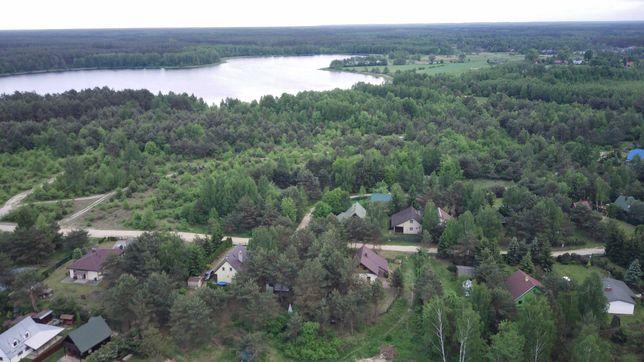dom nad jeziorem, pojezierze Łęczyńsko-Włodawskie