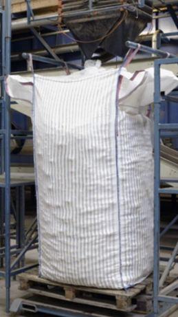 Worki Big Bag Bagi Wentylowane Raszlowe na Ziemniaki Pellet BIGBAG