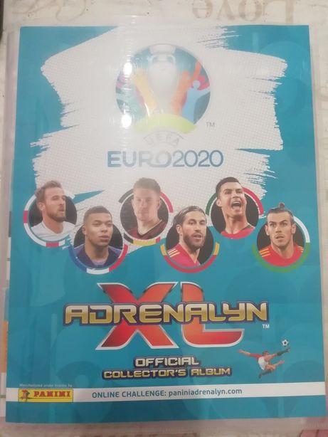 Karty UEFA Euro 2020 Adrenalyn XL