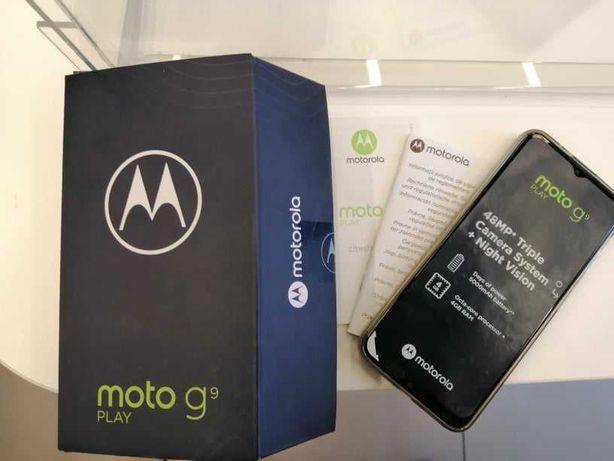Motorola g9 play + słuchawki motobuds