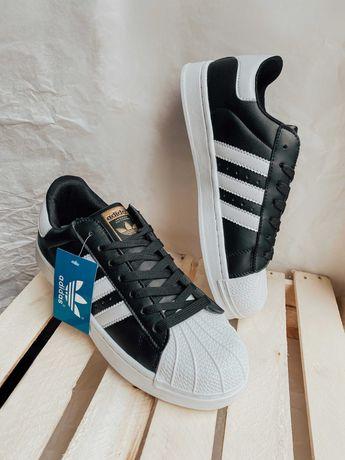 Кеди Адідас Суперстар білі чорні сині adidas Superstar !!