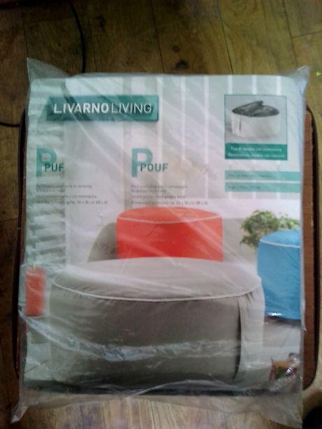Пуф надувной Livarno Living