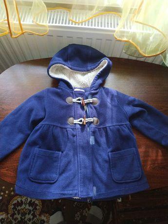 Пальто bluezoo девочке