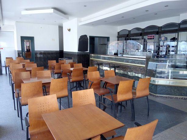 Cafetaria/salão de chá