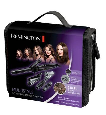 СТАЙЛЕР 5в1 Remington S8670 утюжок випрямляч плойка фен випрямитель
