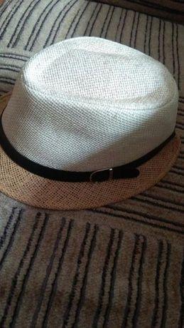 Elegancki kapelusz.