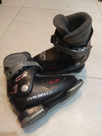 Buty narciarskie dziecięce 18.5 224mm