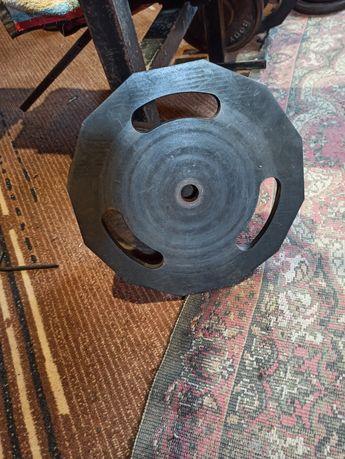 Domowa siłownia +80 kg obciążenia