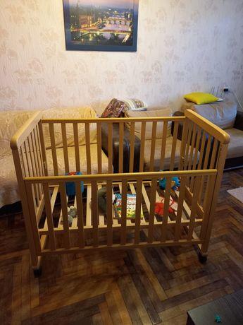 Продам кровать детскую Верес