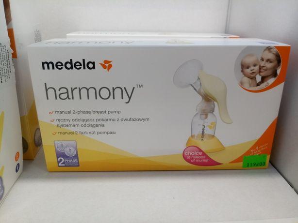LAKTATOR ręczny MEDELA harmony *NOWY*