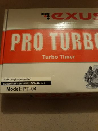 Turbo timer nowy