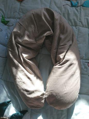 Almofada grávida e amamentação