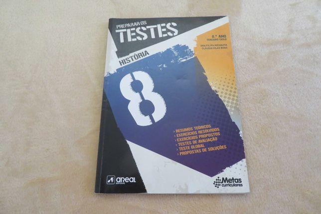 Preparar os testes - 8º ano