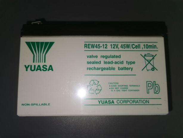 Батарея (аккумулятор) Yuasa NPW45-12 12V 9Ah