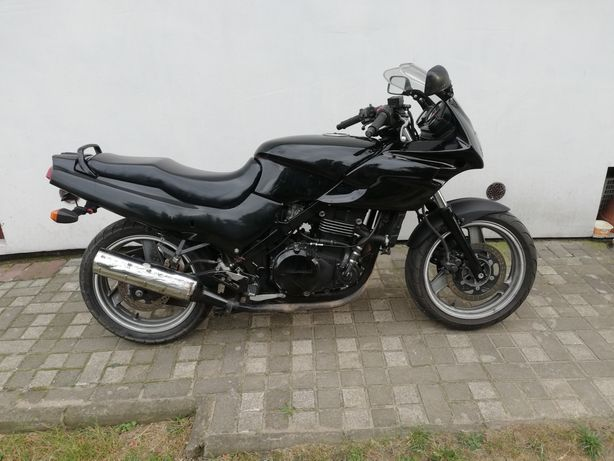 Rama plus dokumenty PL Kawasaki gpz 500 s