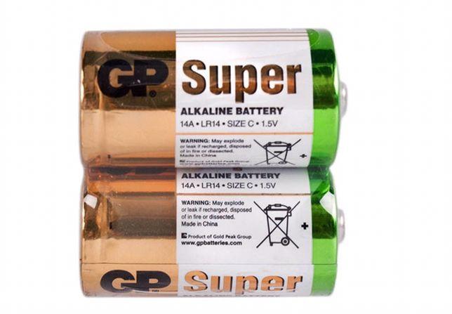 Батарейка GP SUPER Alkaline lr14 С 1.5V