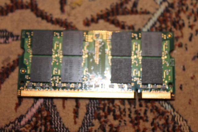 Оперативная память для ноутбука марки Самсунг 1 Гб