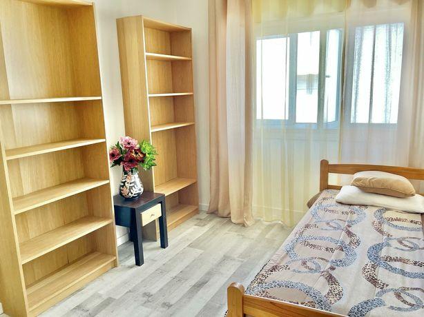 Arrenda-se quarto mobilado centro Montijo perto das transportes