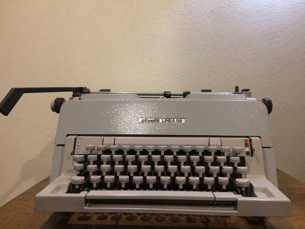 Maquina escrever Olivetti Linea 98