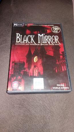 Black Mirror 2CD Gra Przygodowa z Elementami Horroru PC CD-ROM