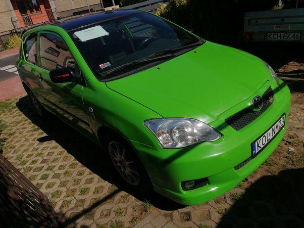 Corolla TS E12 1.8 vvtli LPG 2002