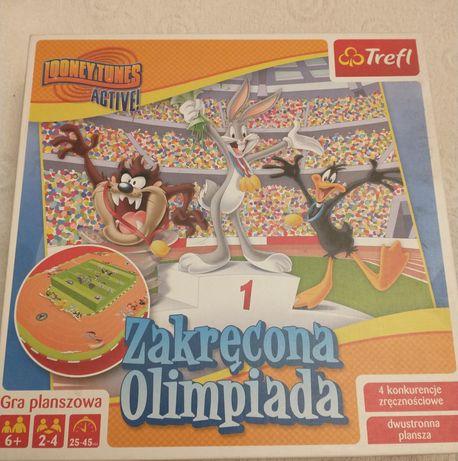 Gra planszowa Zakręcona Olimpiada Trefl