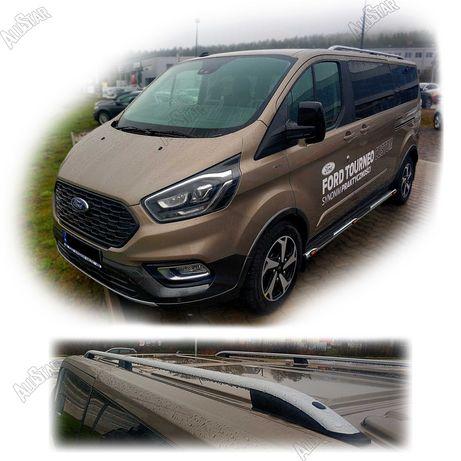 Relingi dachowe Ford Transit Custom 2012+ LONG